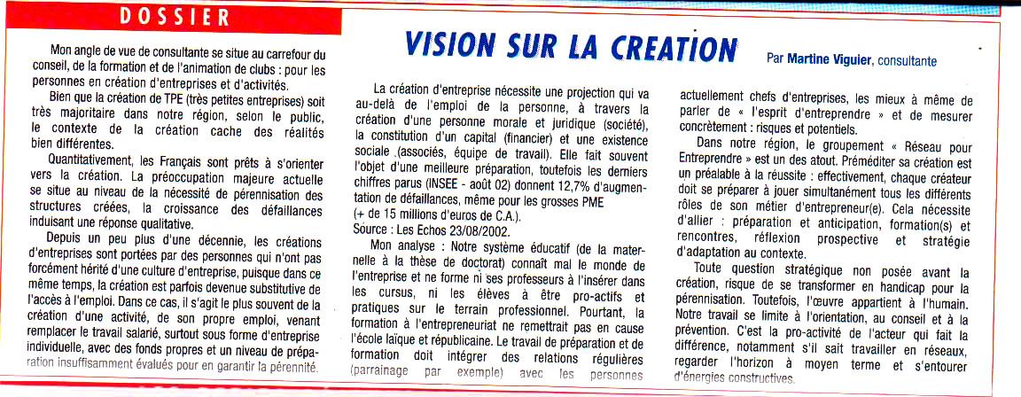 Forum de l'entreprise, n°144 été 2002
